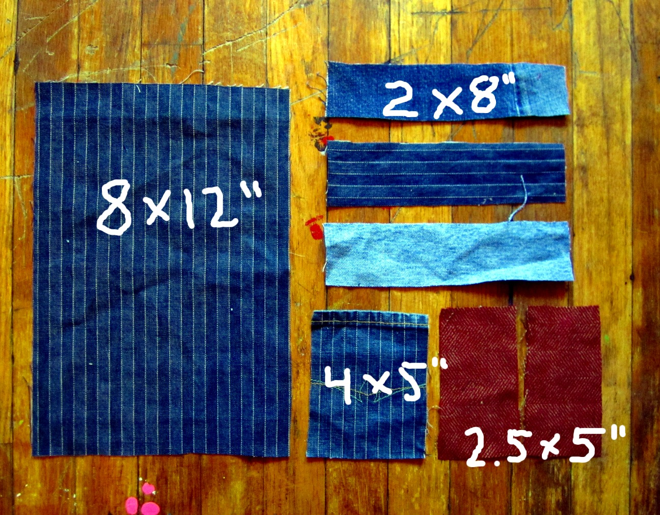 Wallet tutorial with coin pocket amie scott that guy on the left will be the body of the wallet the three in the top right will be the pockets for credit cards and the bottom right is the change jeuxipadfo Image collections